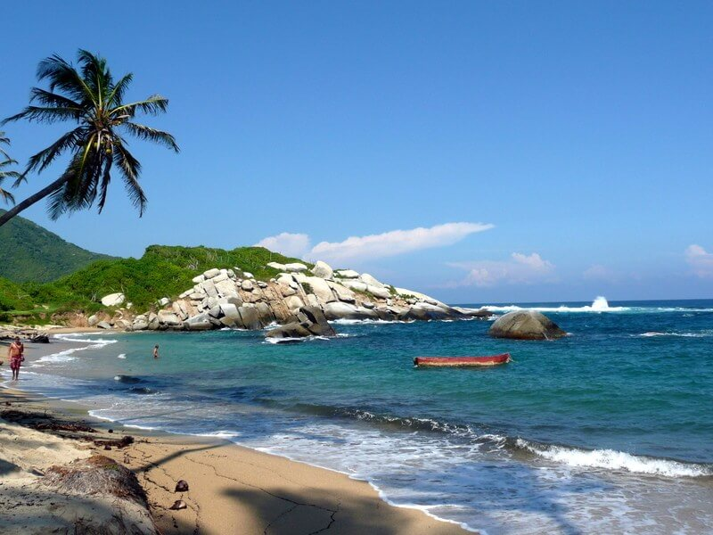 Kolumbien Reisetipp: Nationalpark Tayrona