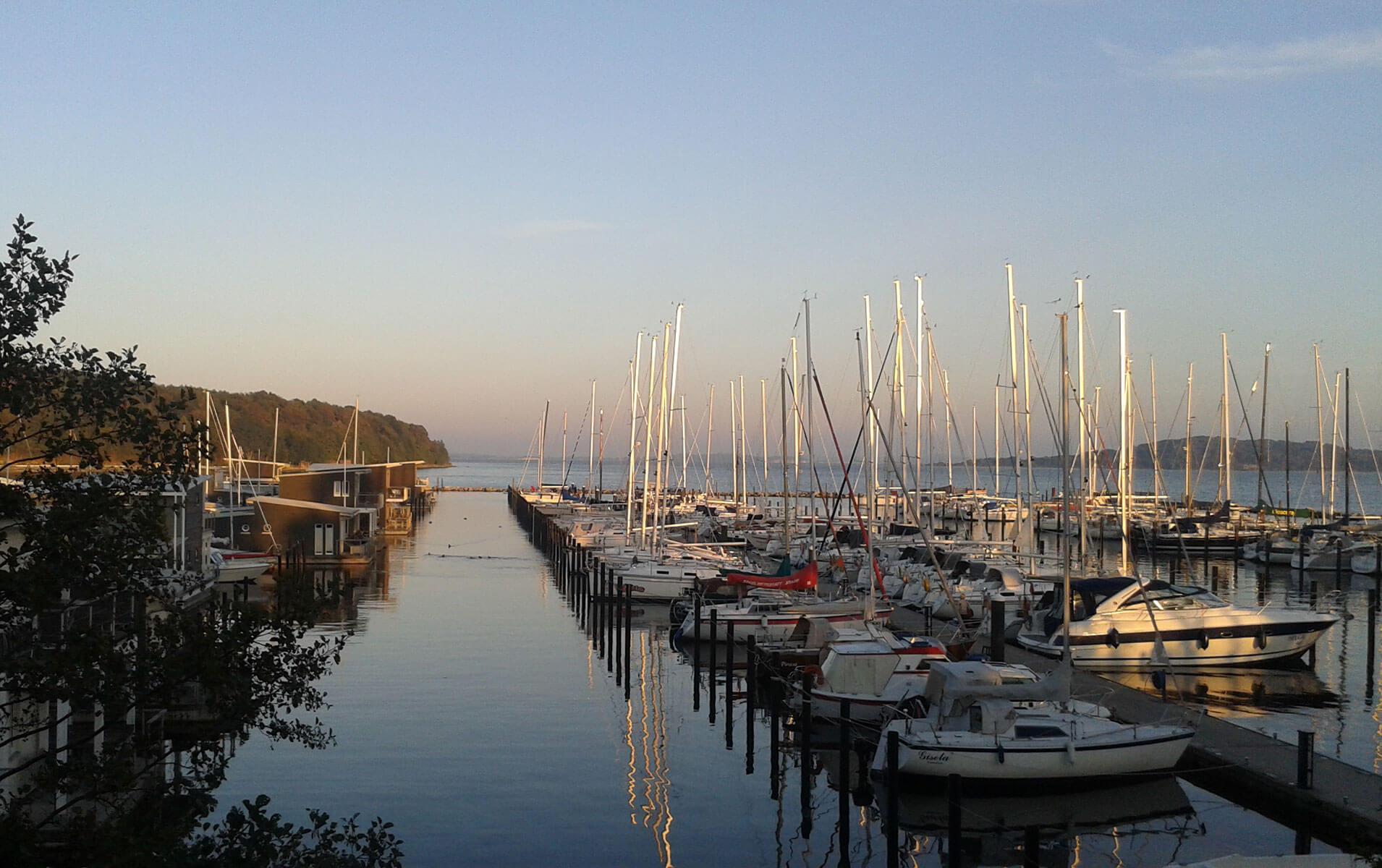 Hafen Lauterbach Rügen