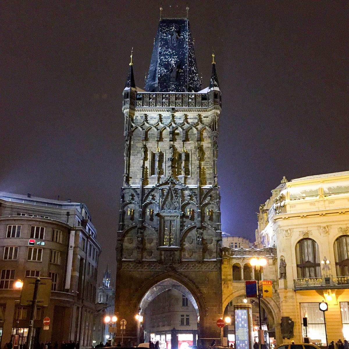 Pulverturm Prag