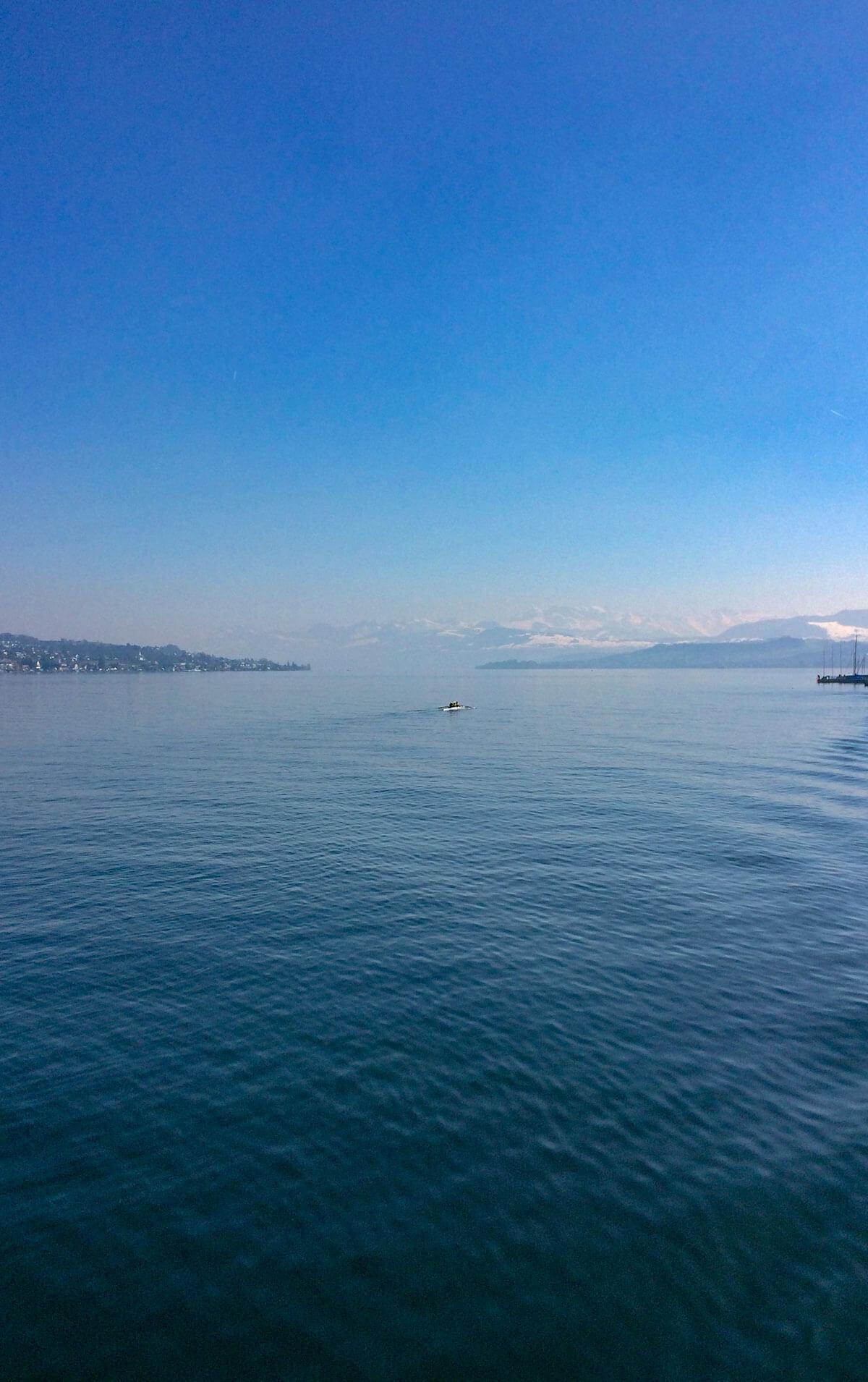 Urlaub in Zürich mit Schifffahrt