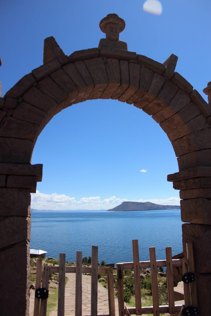Insel Taquile