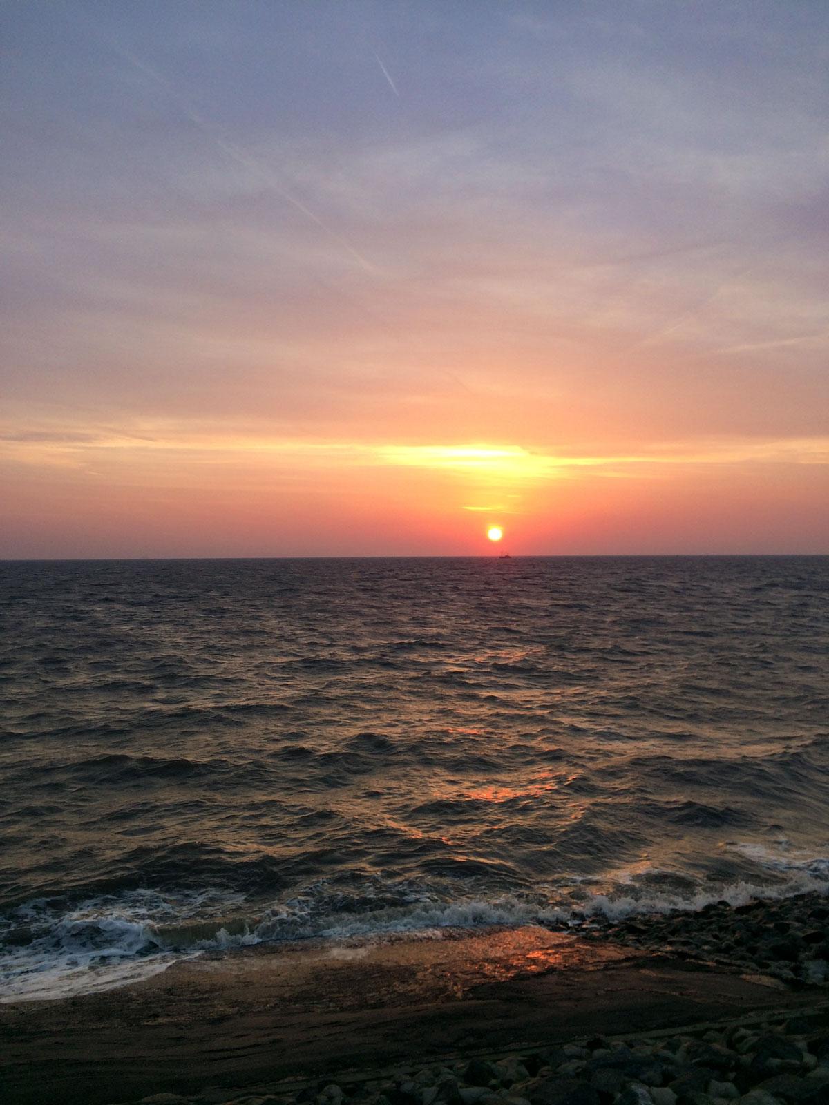 Spontan ans Meer nach Büsum