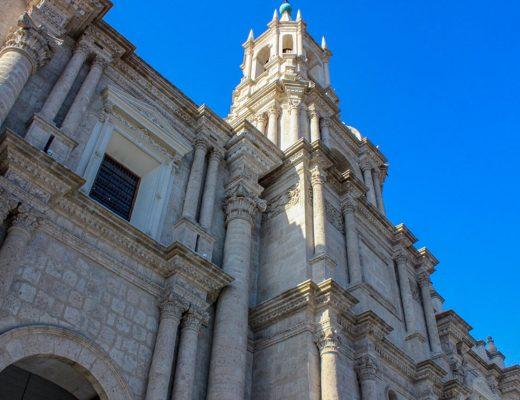 Reisetipp Arequipa: Die Kathedrale