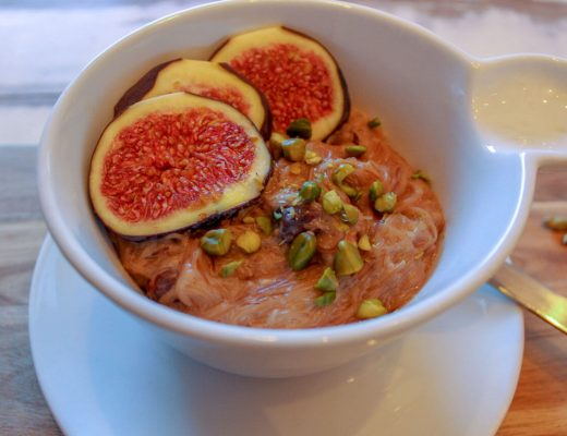 Seviyan Dessert Rezept aus Pakistan