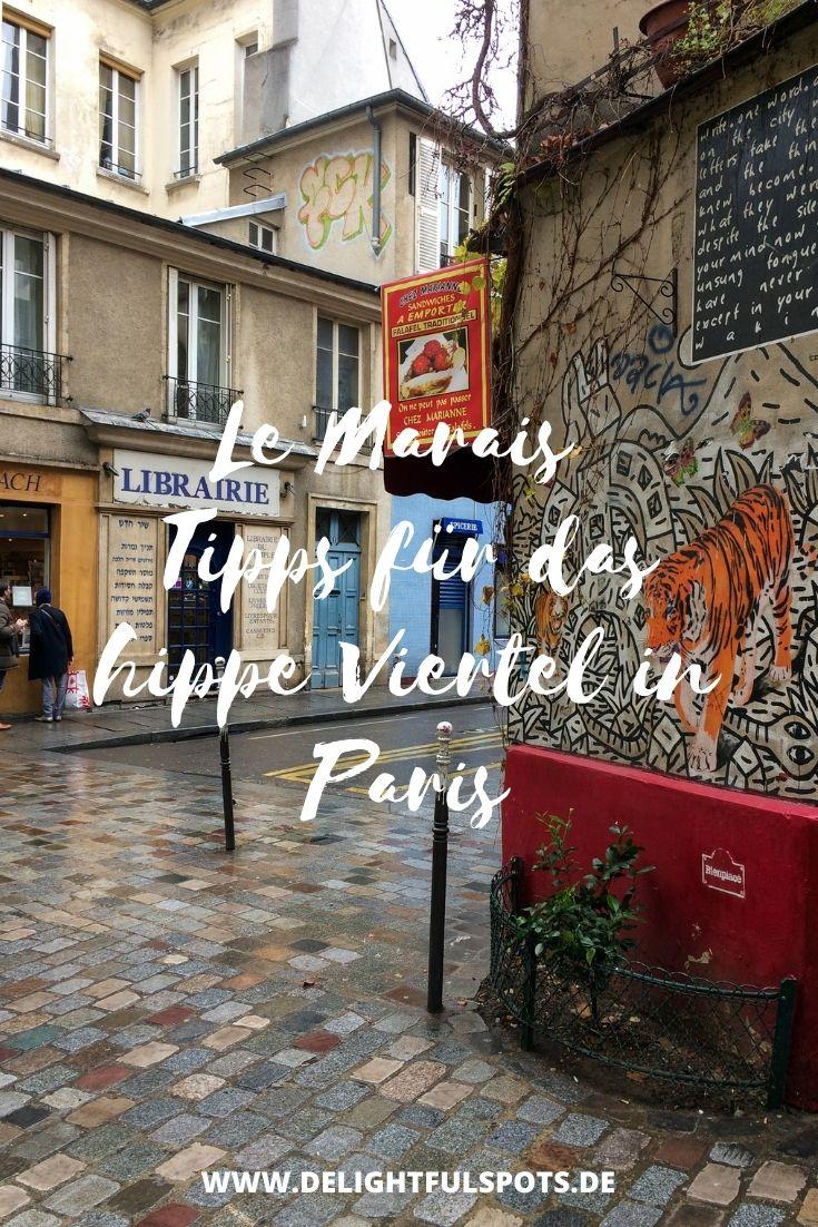 Paris Le Marais Rundgang
