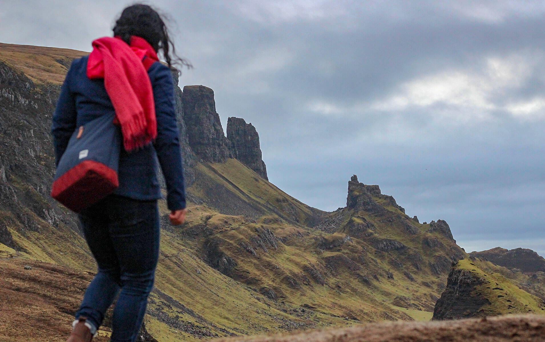 Reisebloggerin auf Skye