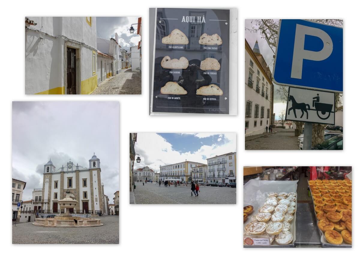 Évora Welterbestadt Portugal