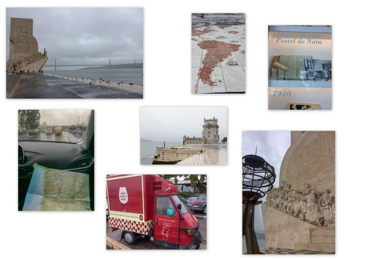 Lissabon Belém Autoreise