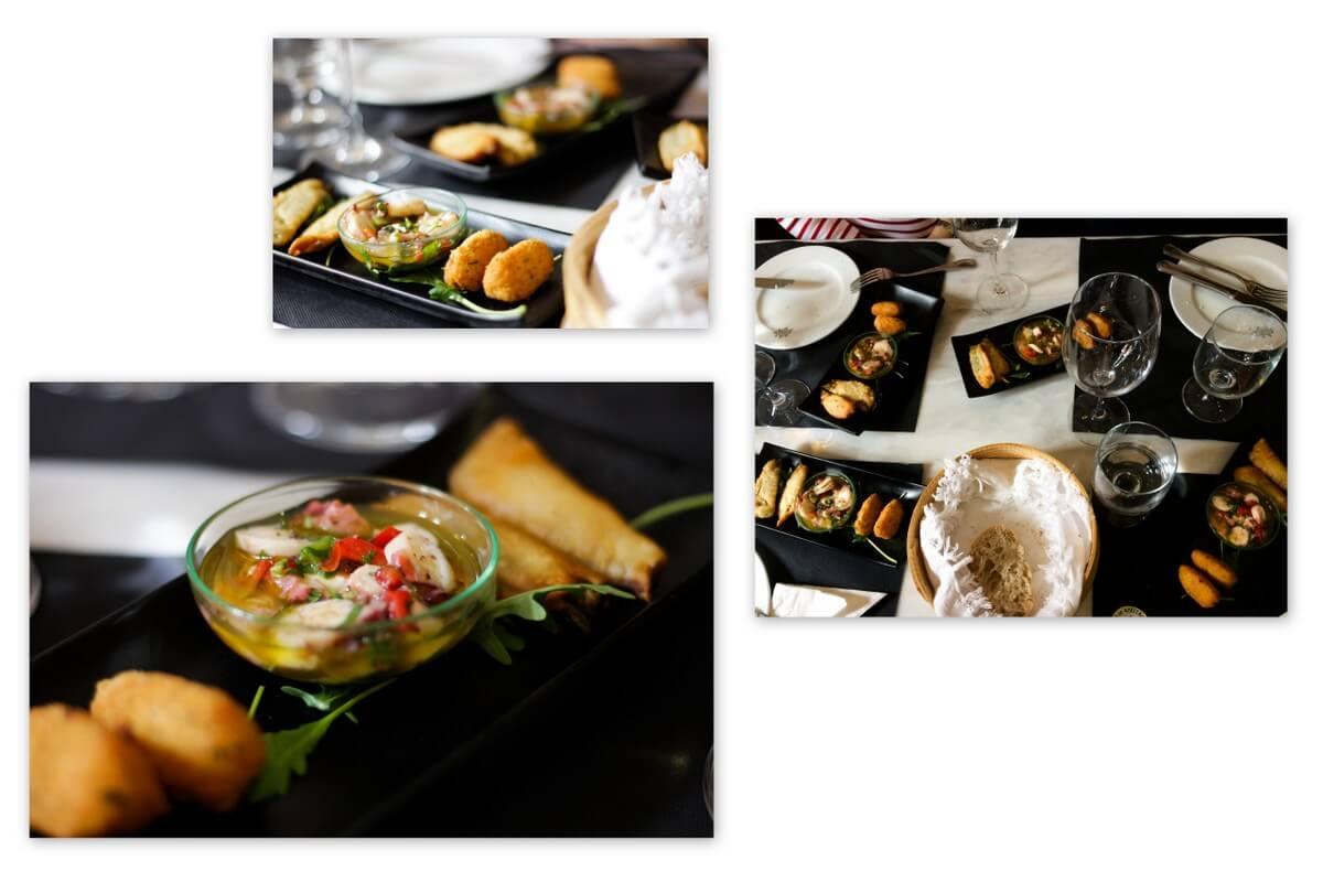 Essen und Trinken Lissabon