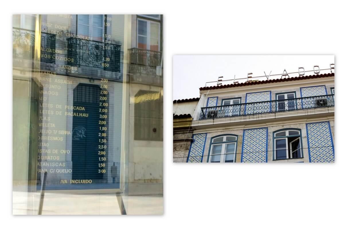 Bifana essen in Lissabon