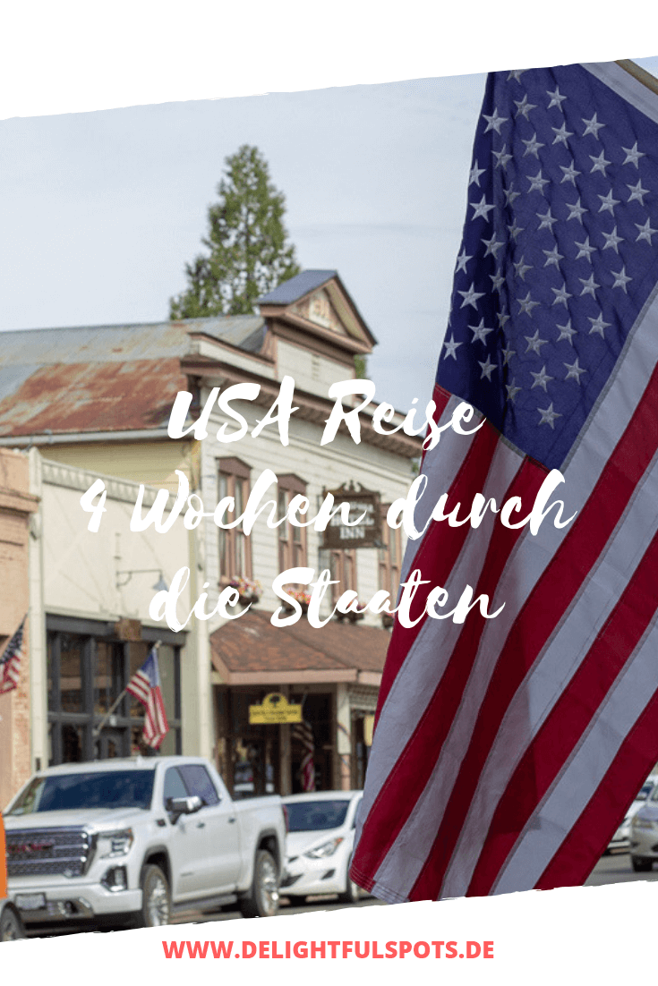 USA Reiseblog Tipps