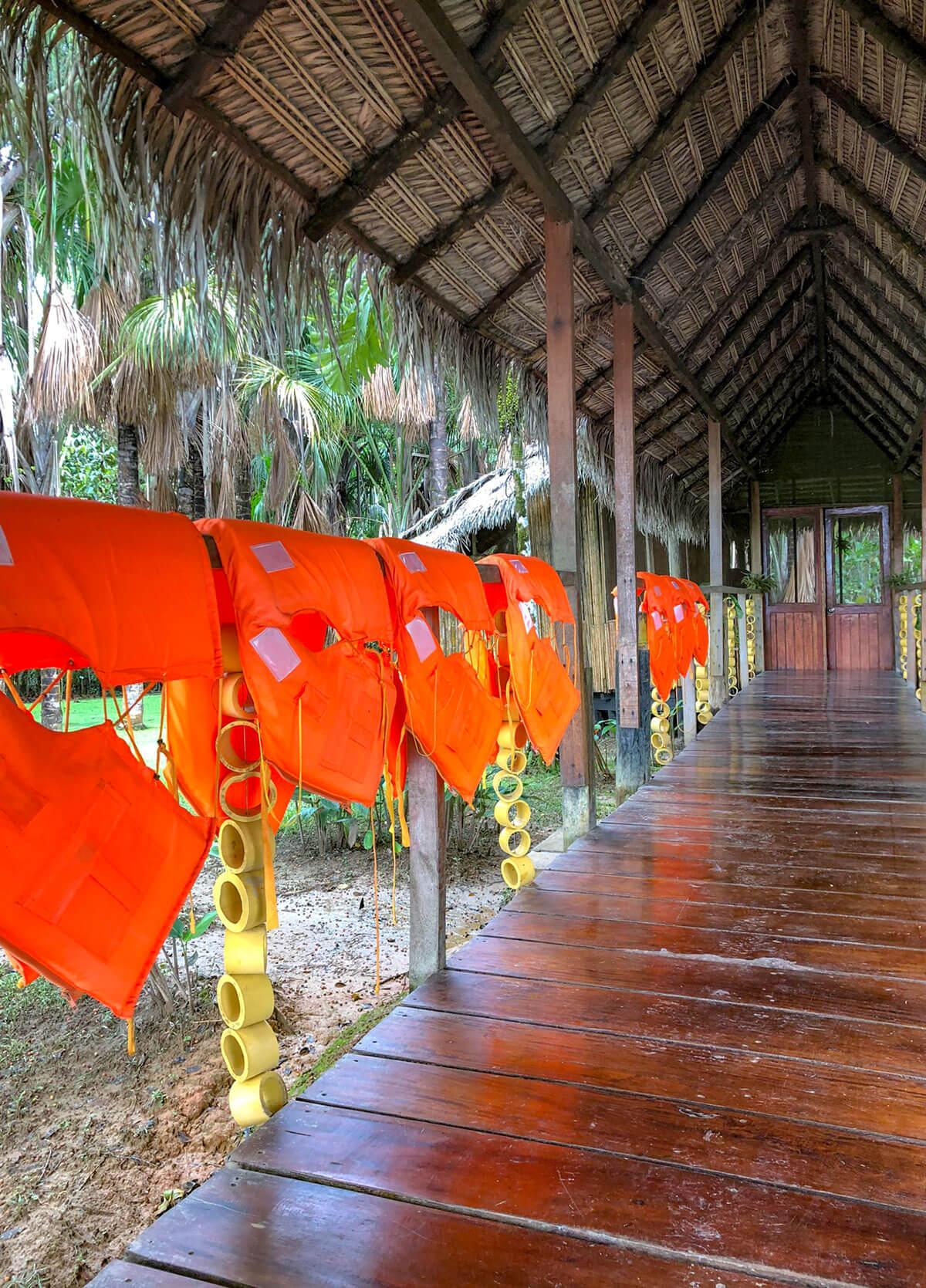 Peru Lodge: Pacaya Samiria Amazon Lodge