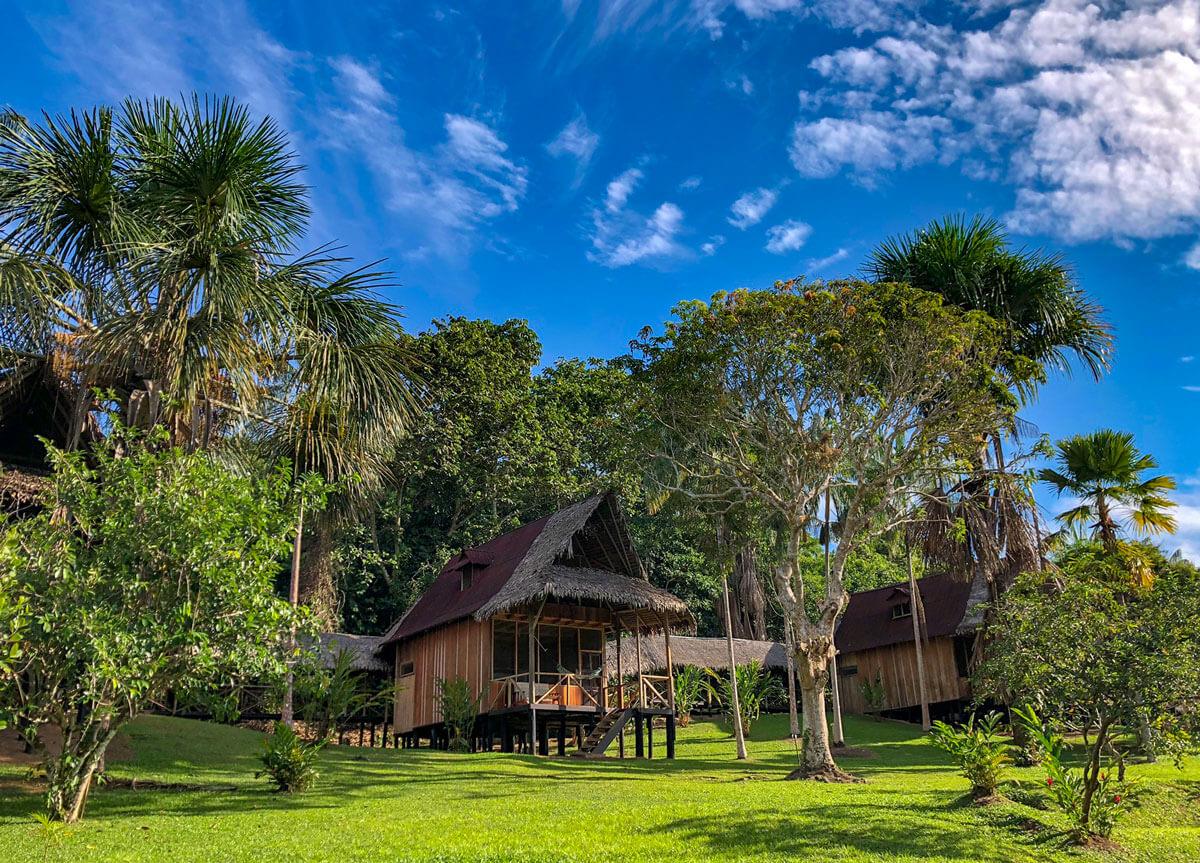 Pacaya Samiria Amazon Lodge Bungalow