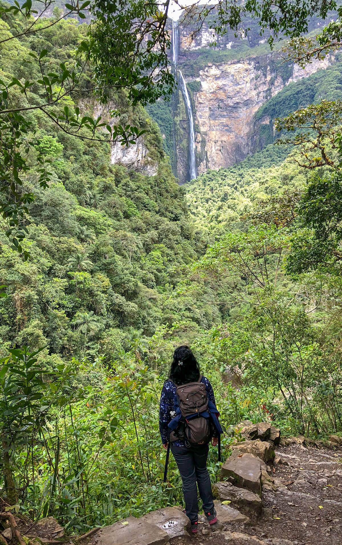 Peru Reiseblog Gocta