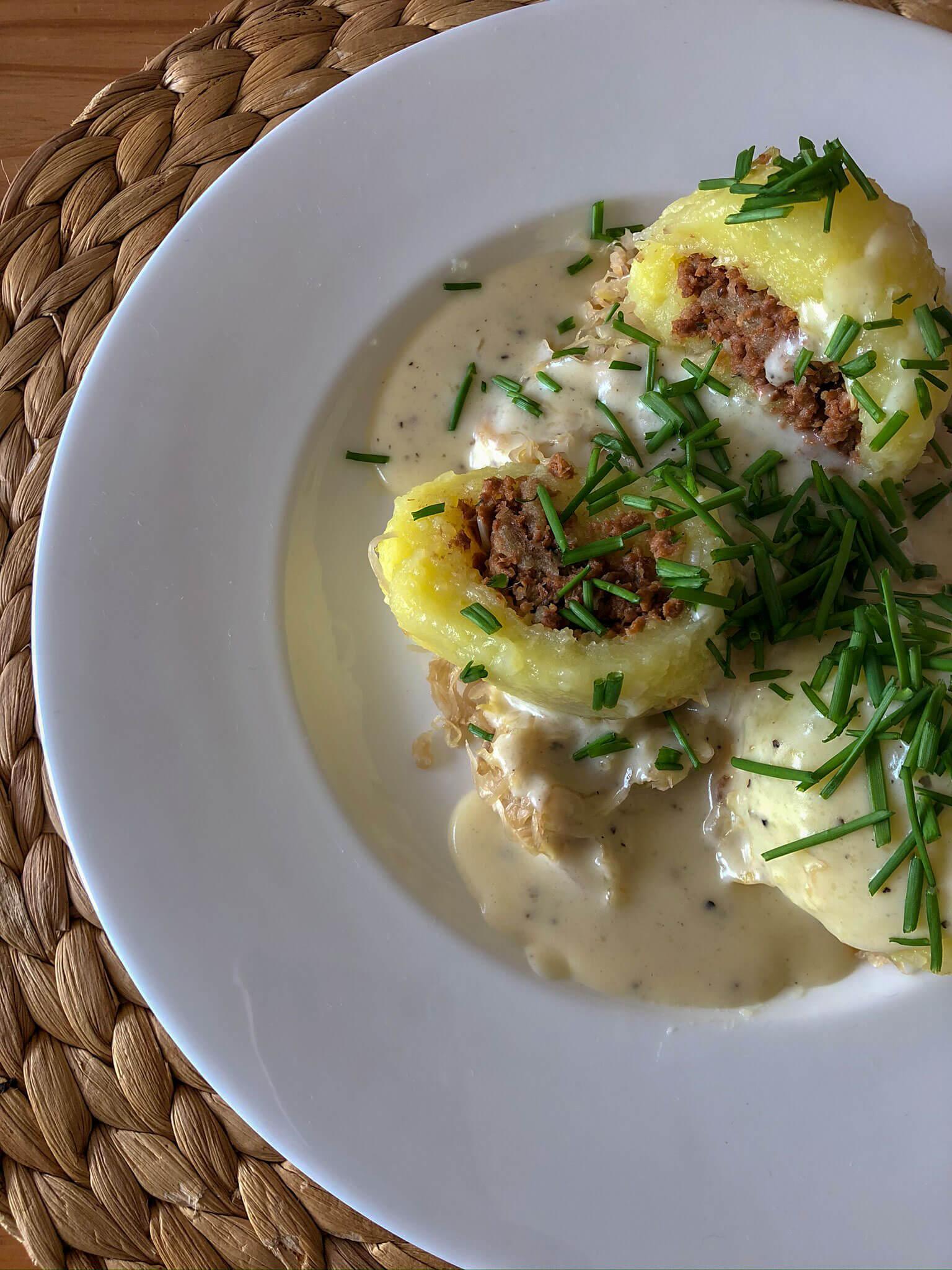 Saarländische Küche Gefillde