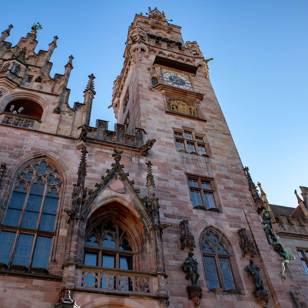 Saarbrücken Rathaus St. Johann