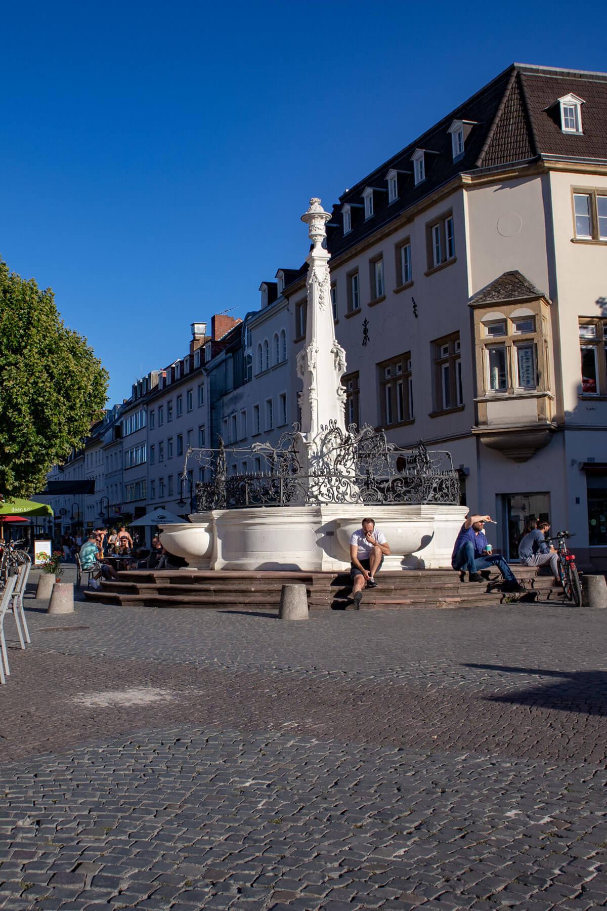 Saarbrücken St. Johanner Markt