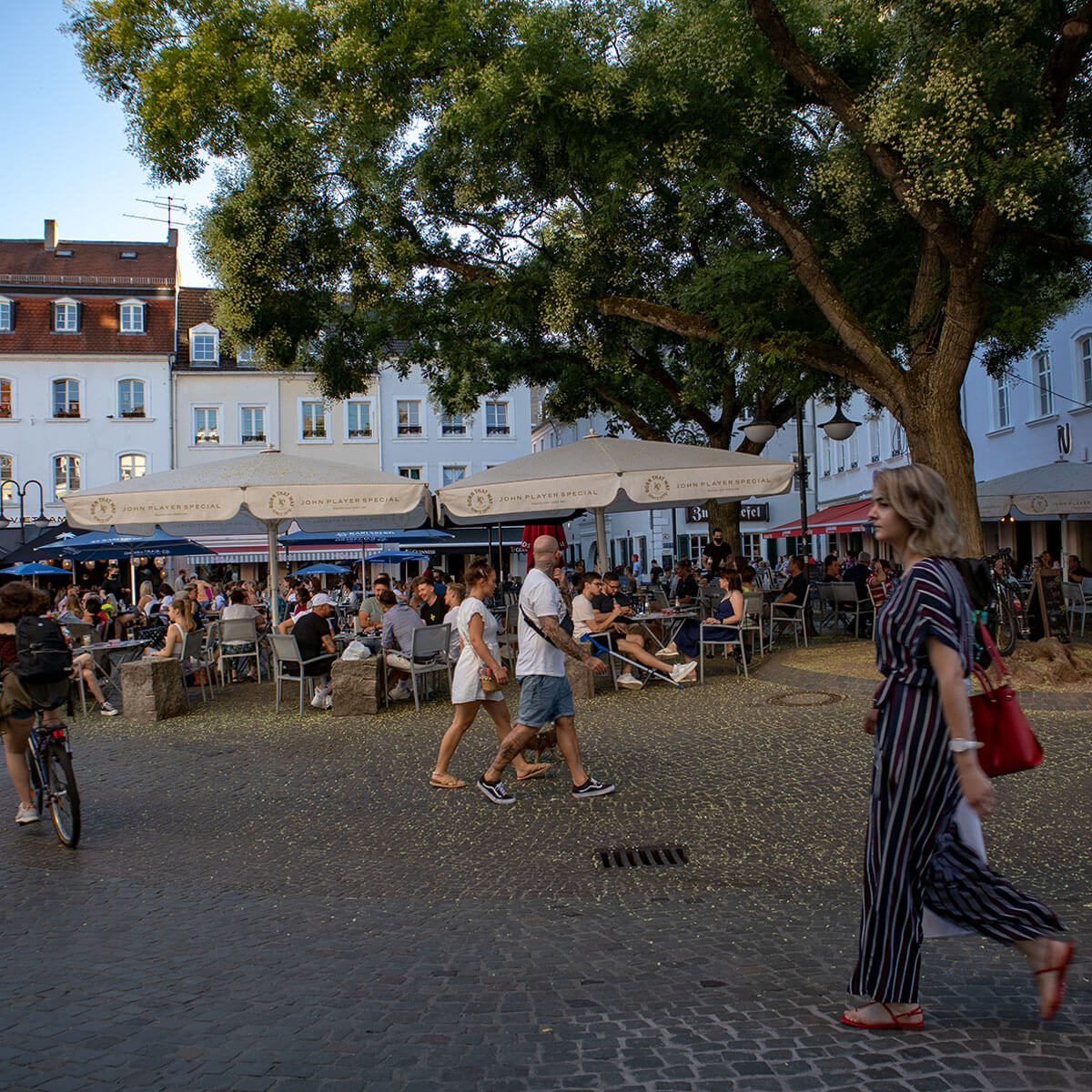 Sankt Johanner Markt Saarbrücken