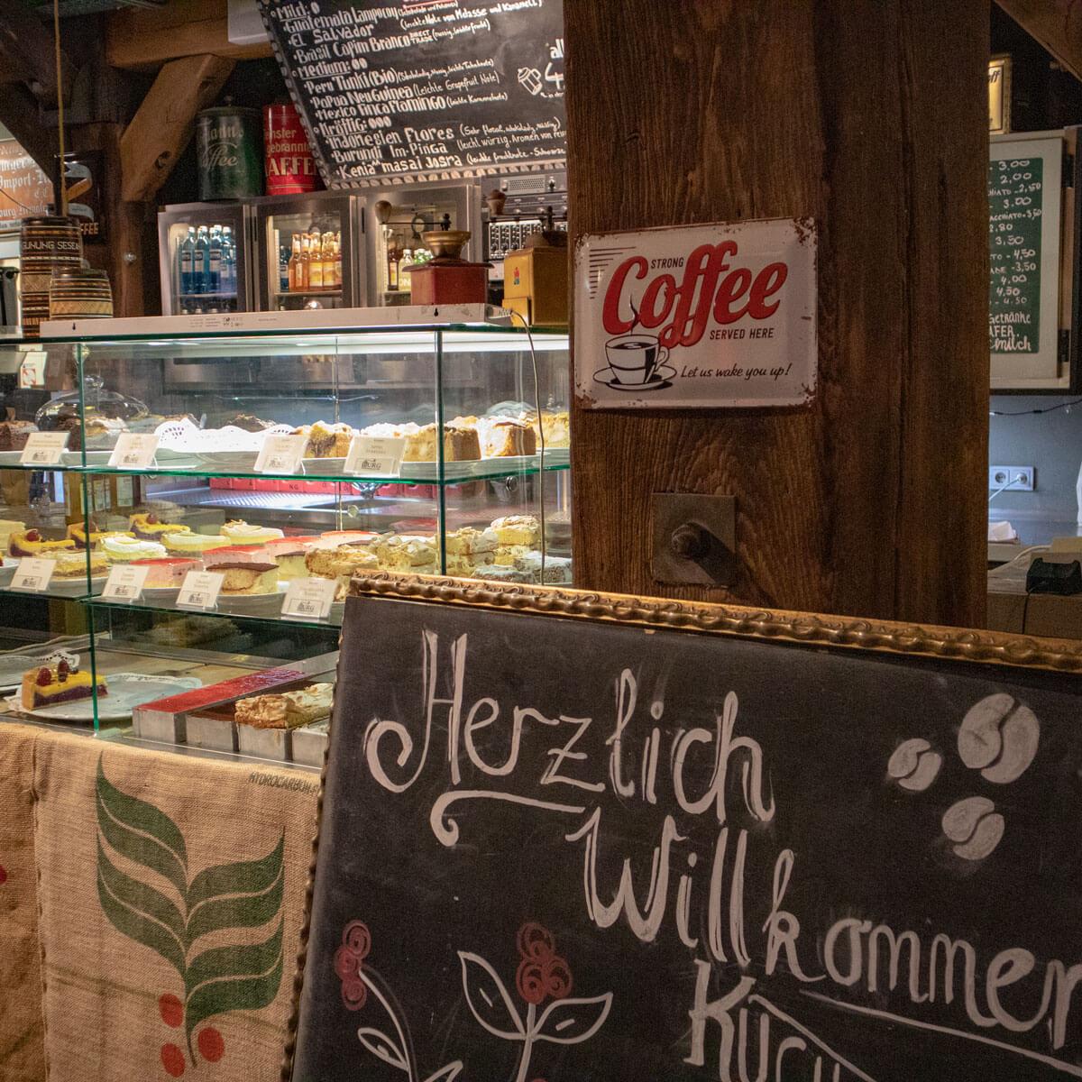 Kaffee Verkostung Speicherstadt