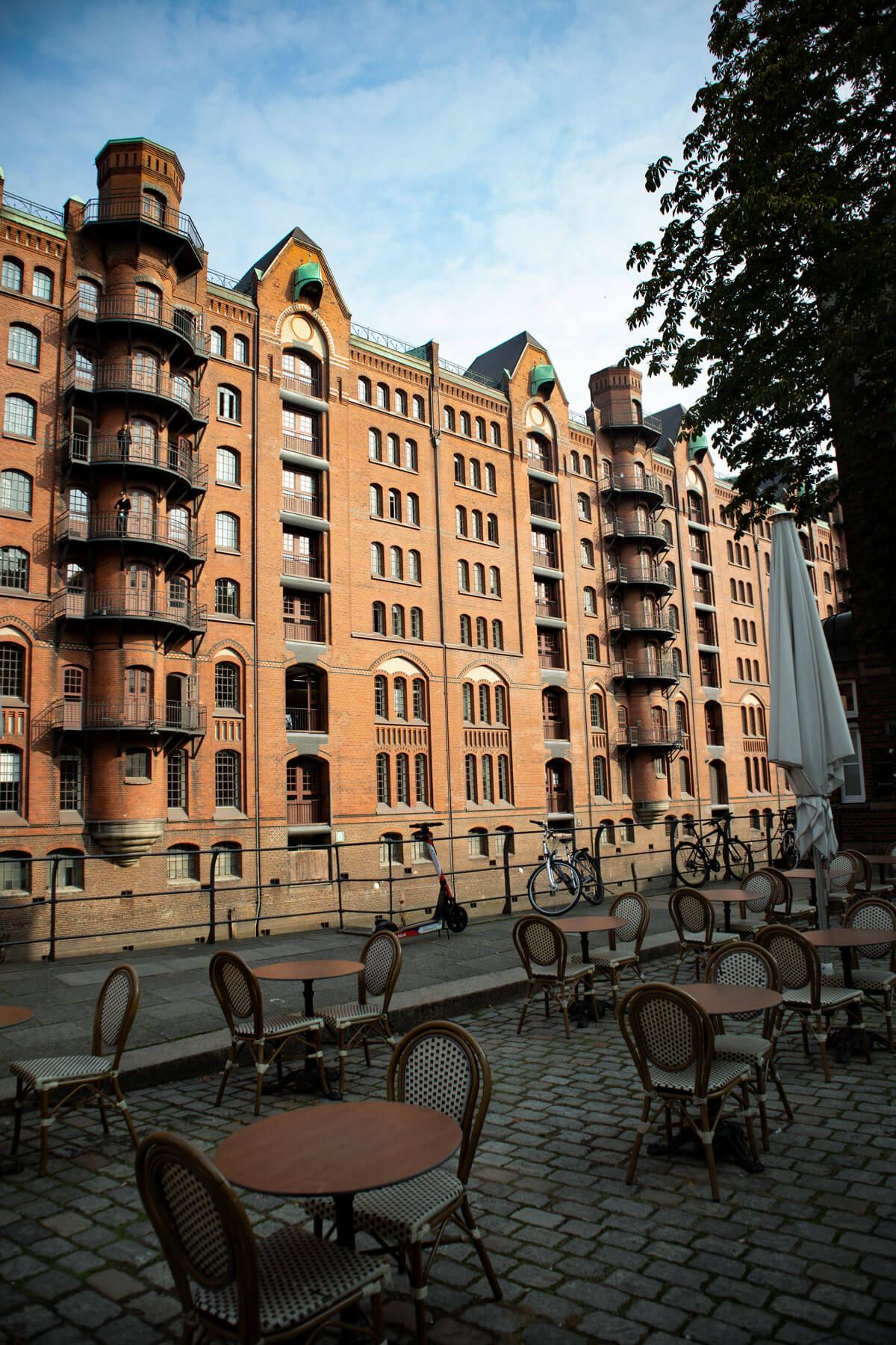 Speicherstadt Hamburg entdecken