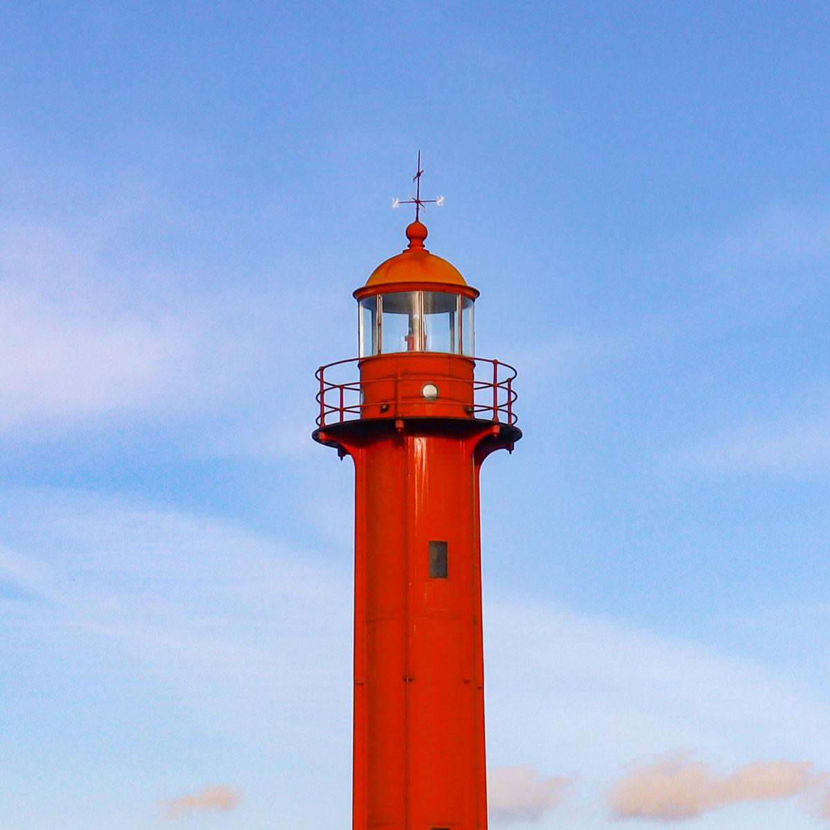 Cacilhas Leuchtturm