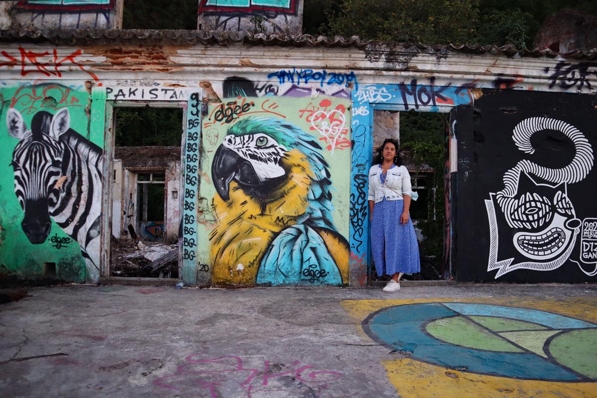 Almada Street Art